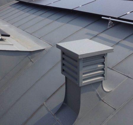produciamo camini e sfiati per tetti su misura