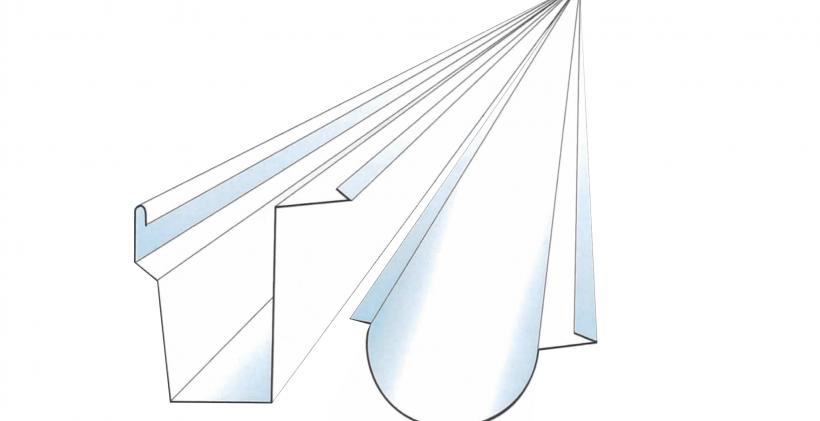 realizziamo profili in lamiera di diverso materiale anche su misura