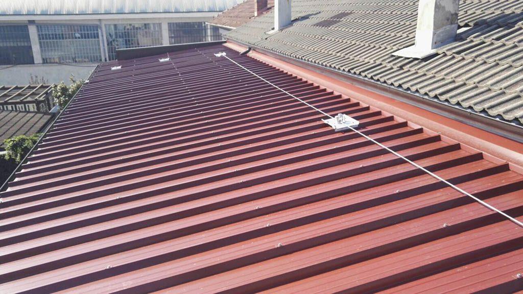 produciamo gronde per tetti in pannelli pvc