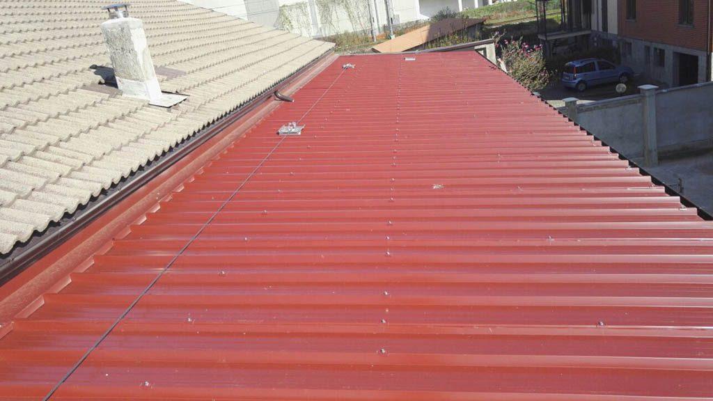 produciamo gronde per tetti in pvc