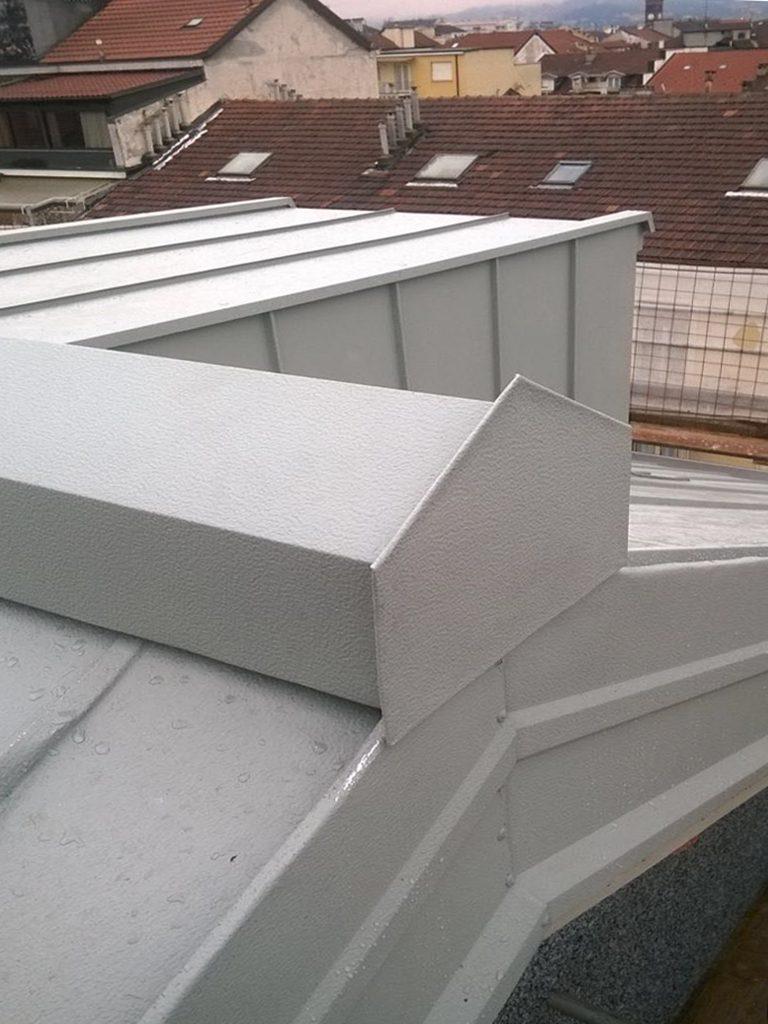 realizziamo frontespizi per gronde per tetti